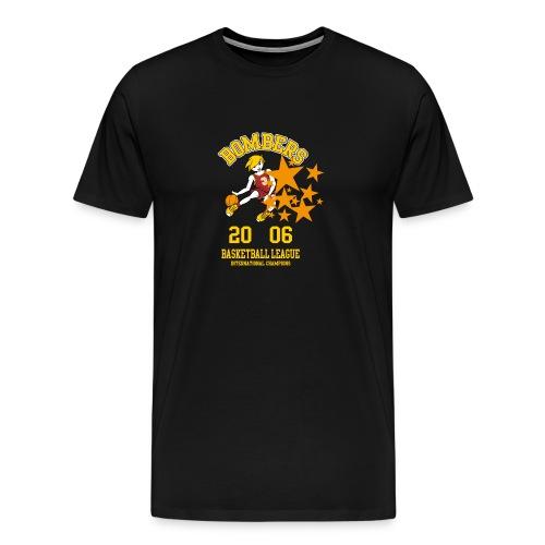 tshirt design bomber kinder - Männer Premium T-Shirt
