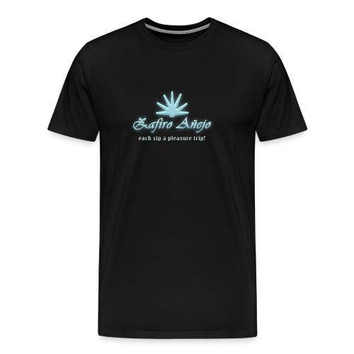 Zafiro Anejo - Men's Premium T-Shirt