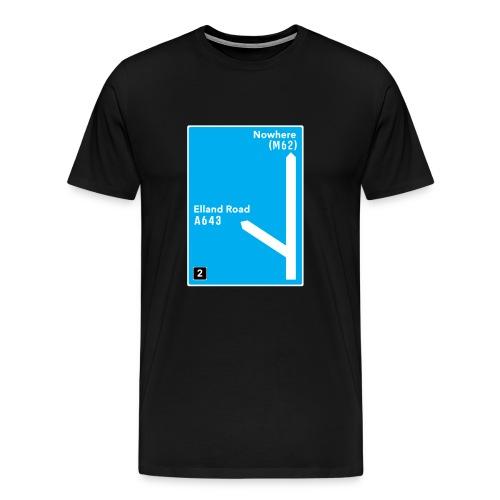 Elland Road Junction 2 - Men's Premium T-Shirt