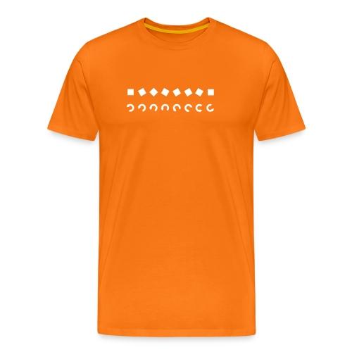 Rotate - Maglietta Premium da uomo