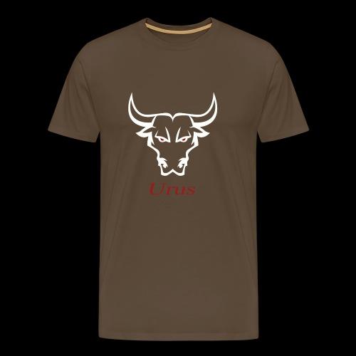 Taureau Urus 2 - T-shirt Premium Homme