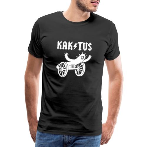 Kaktus Rock - Männer Premium T-Shirt