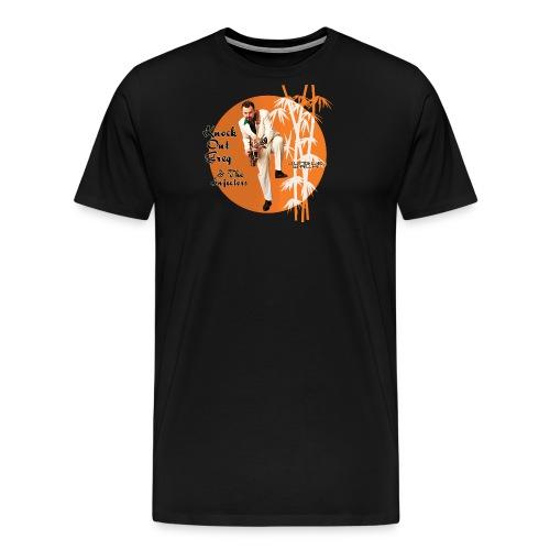 blackprint gif - Premium-T-shirt herr
