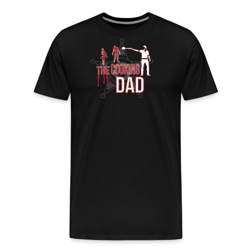 The cooking Dad - Männer Premium T-Shirt