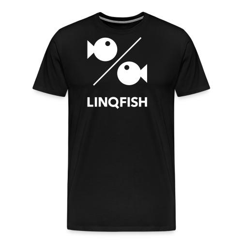 linqfish - Männer Premium T-Shirt