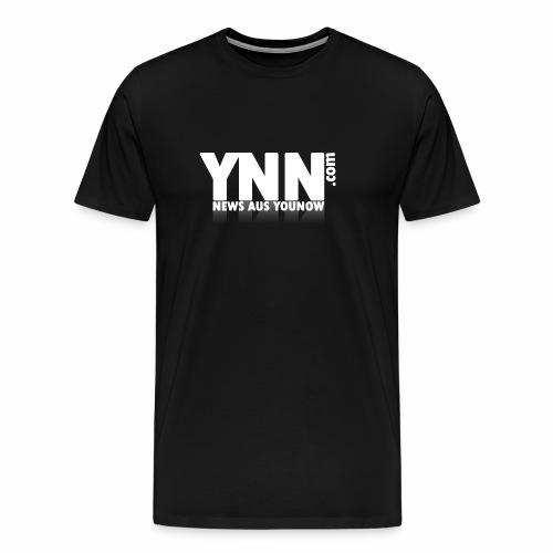 YouNowNews Banner - Männer Premium T-Shirt