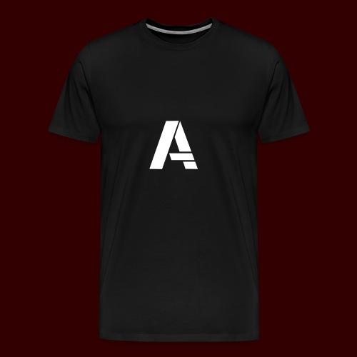 Aniimous Logo Merchandise - Mannen Premium T-shirt