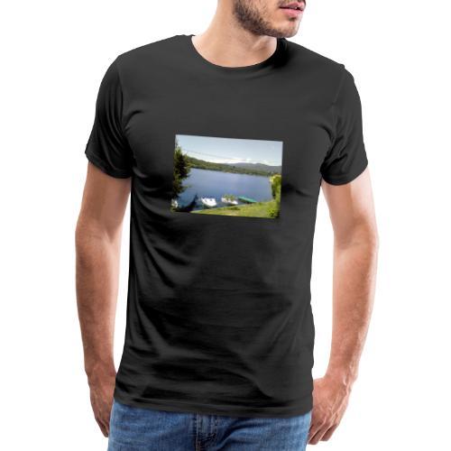 Lago - Maglietta Premium da uomo