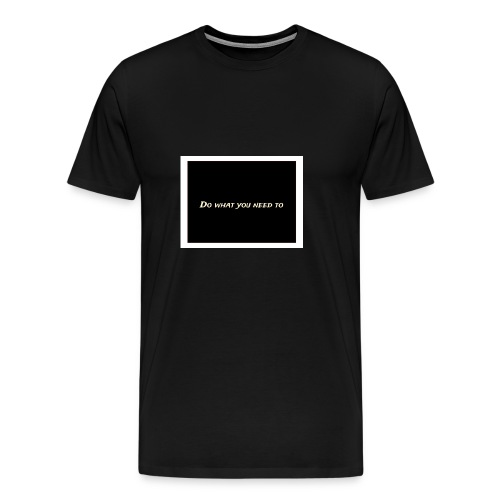 my merch - Men's Premium T-Shirt