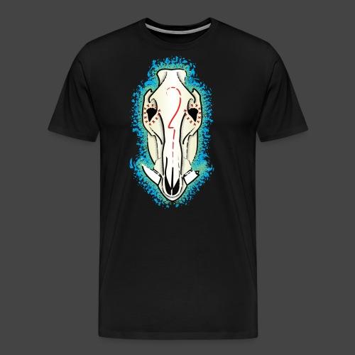skullyblast - Männer Premium T-Shirt