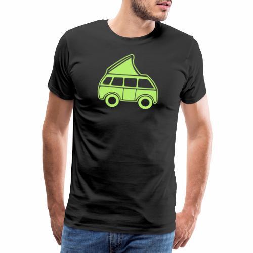 Campingbus - Männer Premium T-Shirt