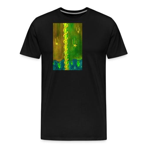 TORNI - Miesten premium t-paita