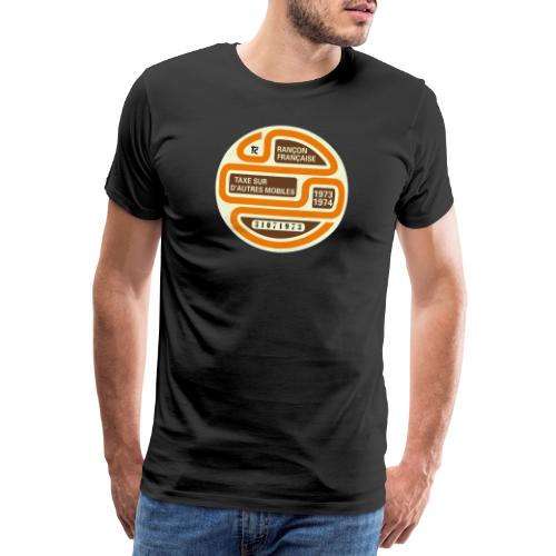 Vignette automobile 1973 - T-shirt Premium Homme
