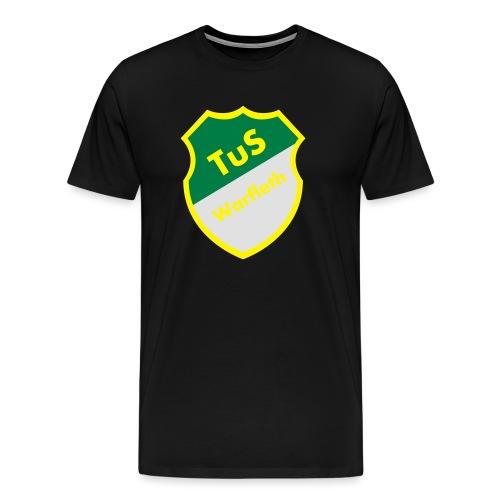 Wappen TuS Warfleth - Männer Premium T-Shirt