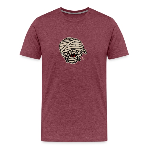 Mummy Sheep - Men's Premium T-Shirt