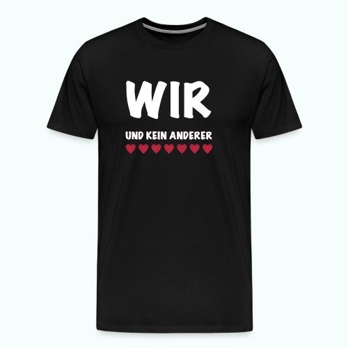 WIR - Männer Premium T-Shirt