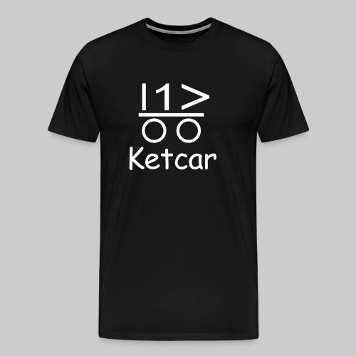 Ketcar - Männer Premium T-Shirt