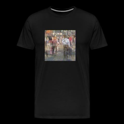 NewYork_GroundZero.jpg - Männer Premium T-Shirt