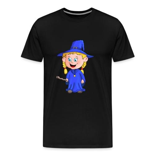 Süße Zauberin - Männer Premium T-Shirt