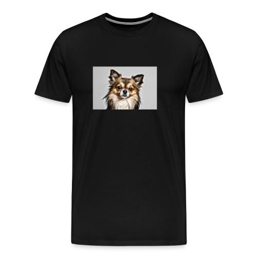 chihuahua Hund - Männer Premium T-Shirt