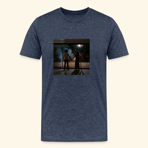 Mum look at me, I'm really okay. - T-shirt Premium Homme