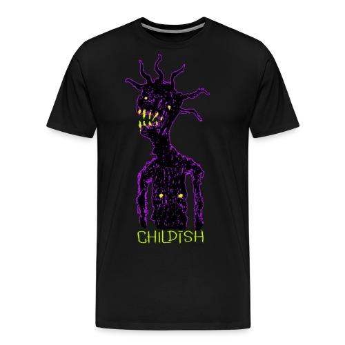 Childish T-Shirt - Männer Premium T-Shirt
