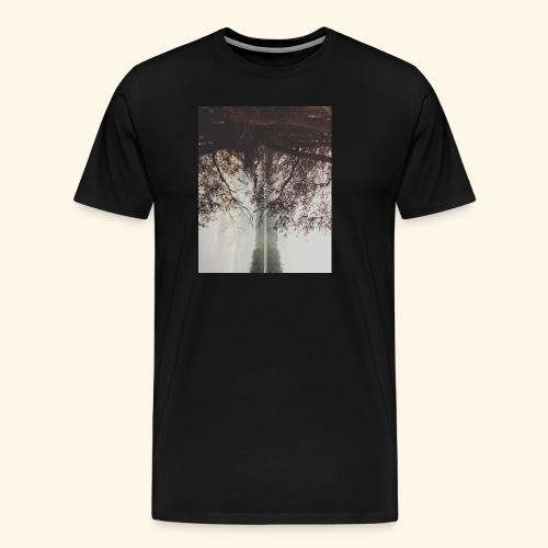 Natura - Koszulka męska Premium