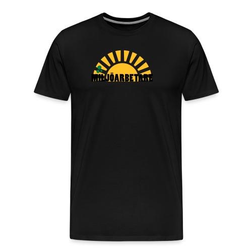 MILJÖARBETARE - Premium-T-shirt herr