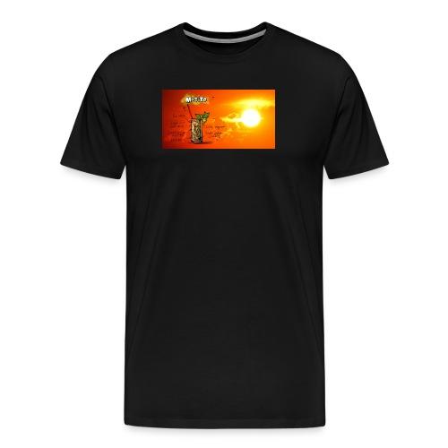 mojito cocktail party - Männer Premium T-Shirt
