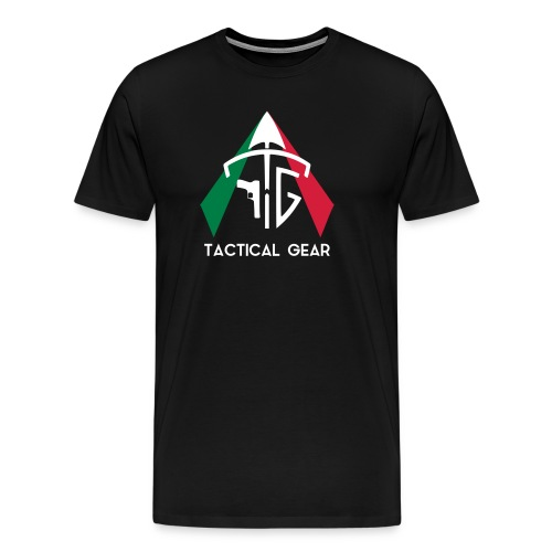 TGI FLAG - Maglietta Premium da uomo