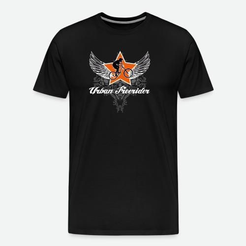 Urban Freerider - Männer Premium T-Shirt