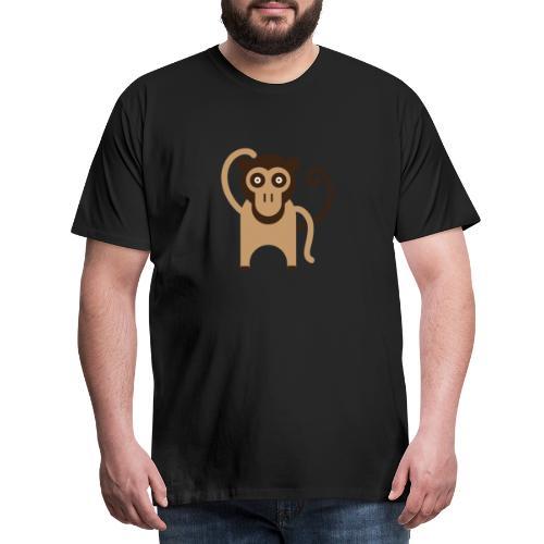Monigote - Camiseta premium hombre