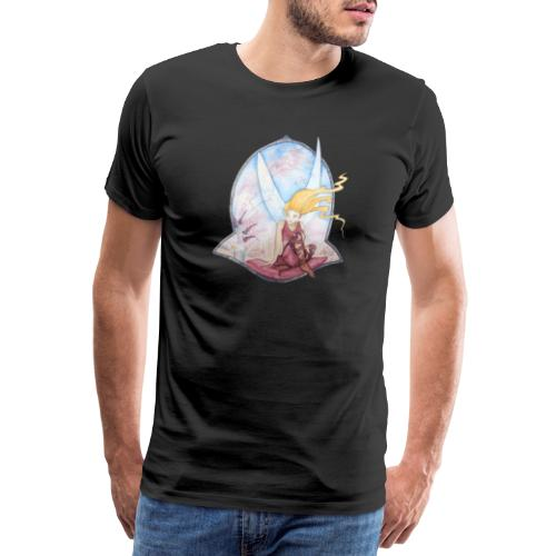 Elfe Motiv 4 - Männer Premium T-Shirt