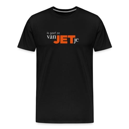 vanJETje - Mannen Premium T-shirt