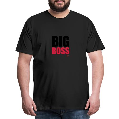 Big Boss - T-shirt Premium Homme