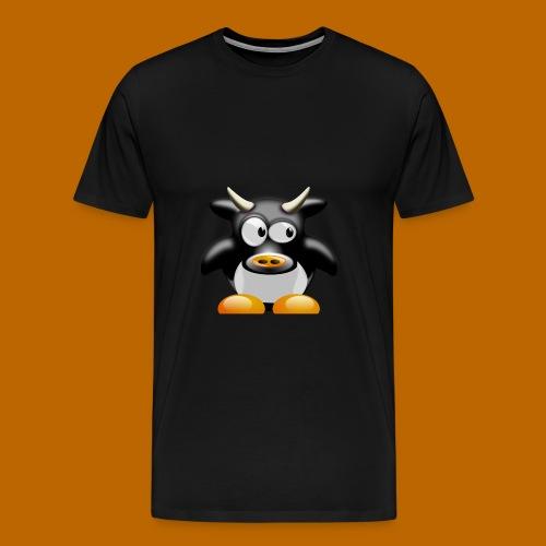 cow-158552_1280 - T-shirt Premium Homme