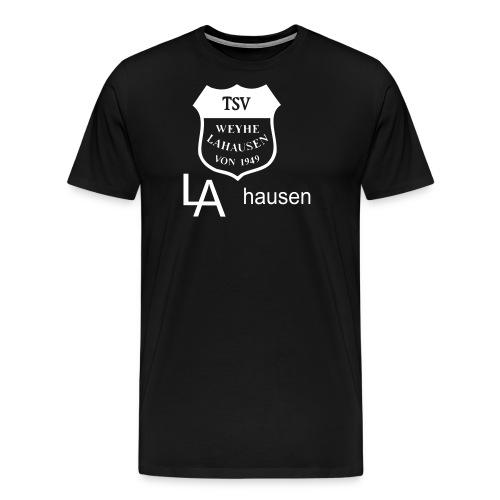 logotsvlahausen - Männer Premium T-Shirt