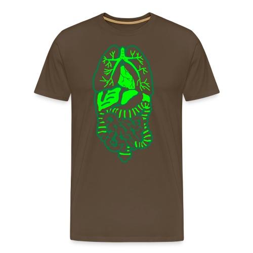 Rumpf - Männer Premium T-Shirt