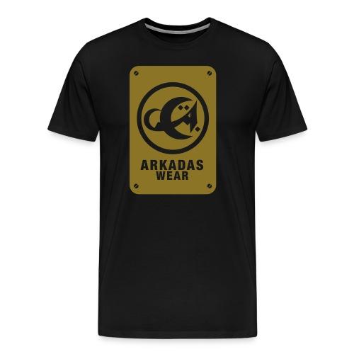 arkadas wear - Männer Premium T-Shirt