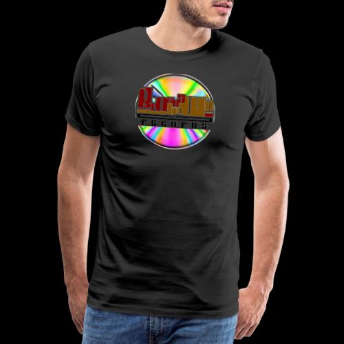 BROWNSTOWN RECORDS - Men's Premium T-Shirt