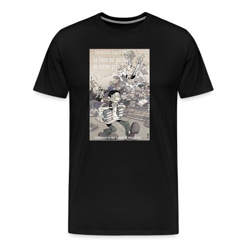 Loi lang - T-shirt Premium Homme
