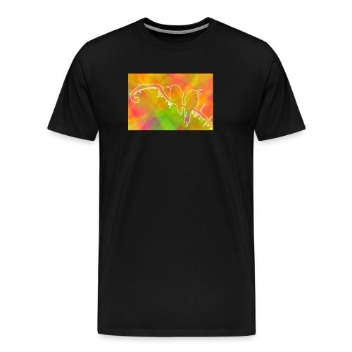 Birds Φ - Männer Premium T-Shirt