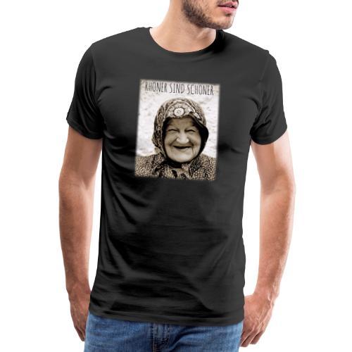 Rhöner sind schöner - Männer Premium T-Shirt