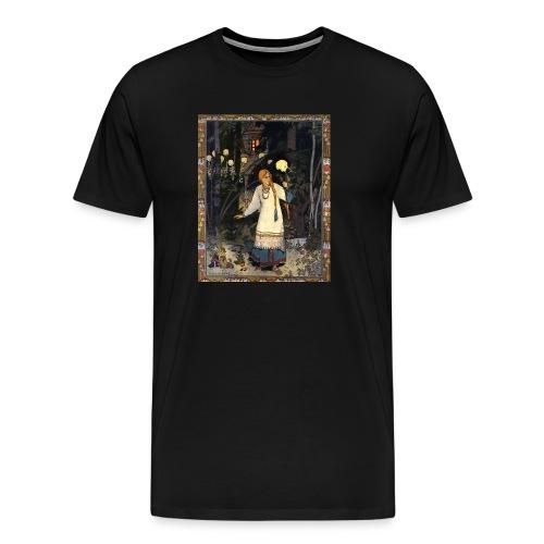 VasilisaVivid Retro - Vasilisa - Männer Premium T-Shirt