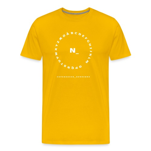 Nørrebro - Herre premium T-shirt
