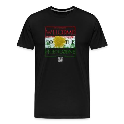 kurdisch-mann-1 - Männer Premium T-Shirt