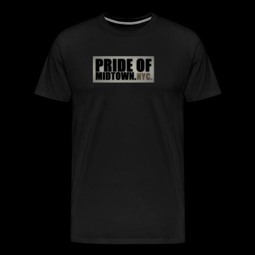 PRIDE OF MIDTOWN. NYC. - Männer Premium T-Shirt