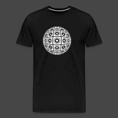 balle sonore - T-shirt Premium Homme