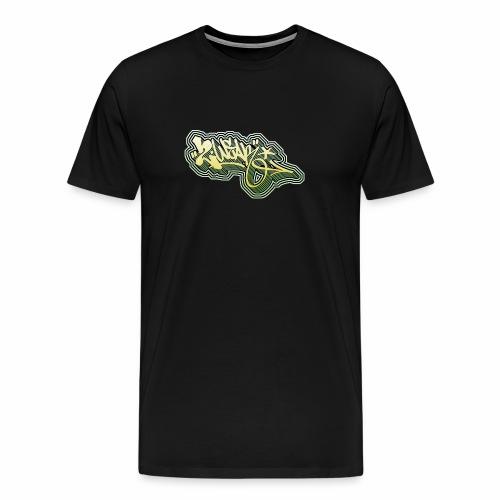 2wear Steady One - Herre premium T-shirt