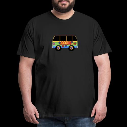 GROOVY BUS - Men's Premium T-Shirt